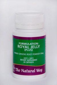 Royal Jelly Plus