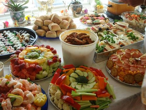 Fun Festive Finger Foods 800x800 The Natural Way