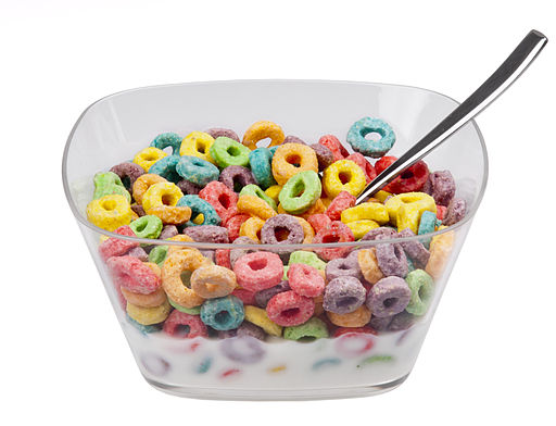 There is nothing good about giving your kids this for breakfast