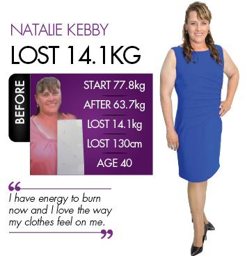 Natalie Kebby